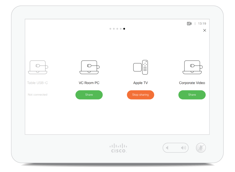 Advanced Control For Cisco Room Integration
