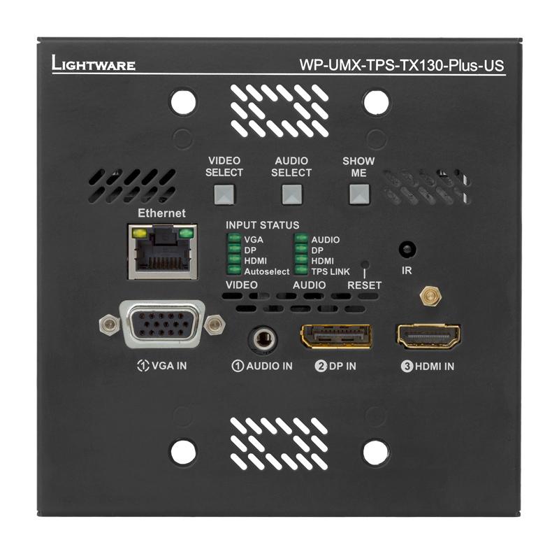 WP-UMX-TPS-TX130-Plus-US Black