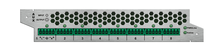 MX2M-AUX-8AUDIO