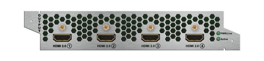 MX2M-4HDMI20-OB